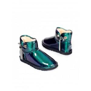 Jimmy Choo L&C Blue and Green