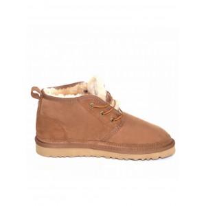 MENS Neumel Boots Chestnut