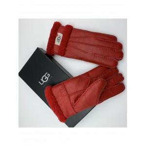 Перчатки Ugg Ladies Gloves Red