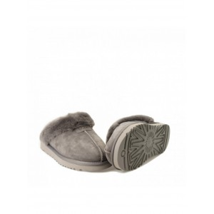 Slippers Scufette Grey