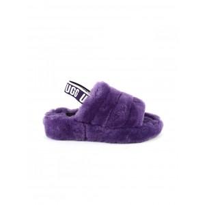 UGG Fluff Yeah Slide Violet