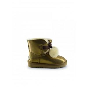 UGG Kid's Gita Gold