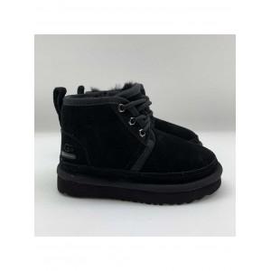 UGG Kid's Neumel II Boot Black