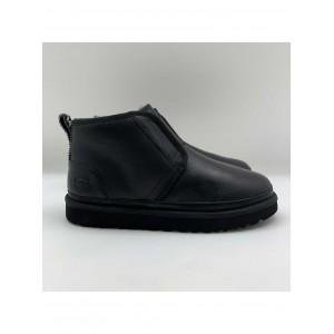 UGG Neumel Flex Leather Black