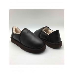 UGG Slip-On Kenton Men Black Leather